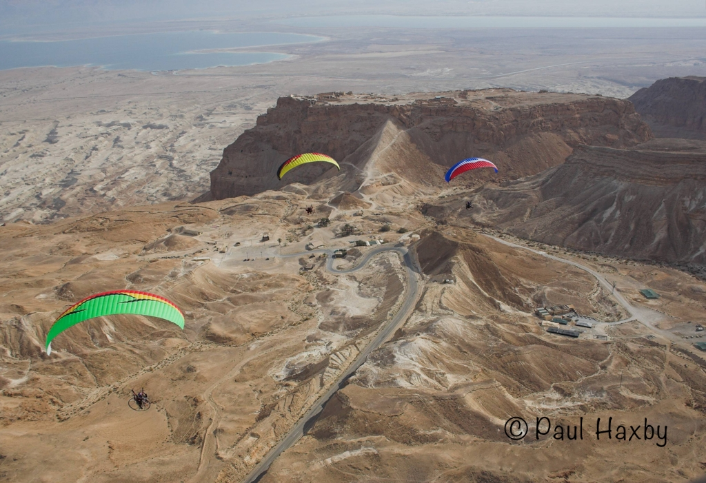 AXB - paramotor training and powered paragliding training